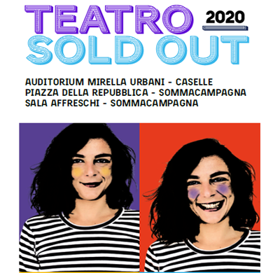 TEATRO SOLD OUT Sommacampagna 390x390